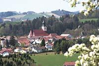 Röhrnbach im Bayerischen Wald